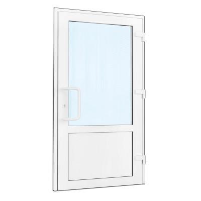 Дверь ПВХ 60